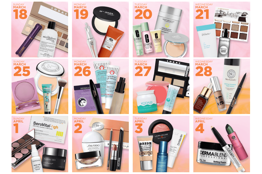 1ae5d29f324 Every Deal Happening at the Ulta 21 Days of Beauty Sale