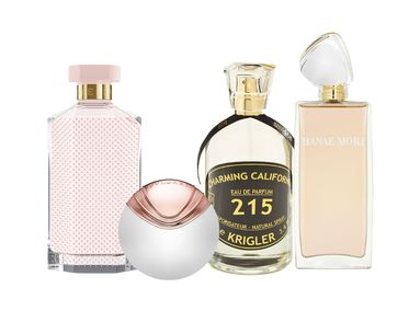 The Best Perfumes for Summer Brides