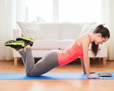 The 10-Minute Workout You Can Do Anywhere