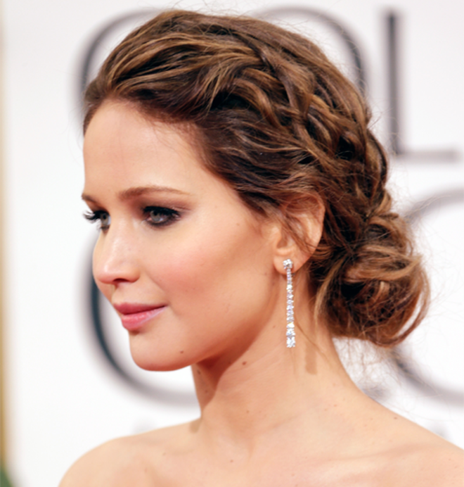 2013 Golden Globes Celebrity Hairstyles How To Tips Tutorials