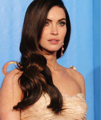 2013 Golden Globes Celebrity Hairstyles How To Tips