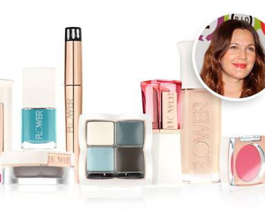 Drew Barrymore Debuts New Makeup Line