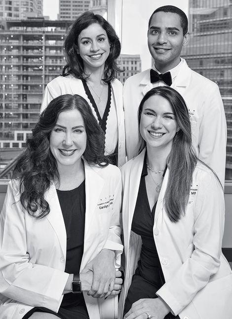 Drs  Carolyn I  Jacob, Rachel N  Pritzker, Lauren A  Fine