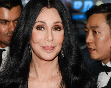 The Face Mask That Cher Helped Develop Is Here