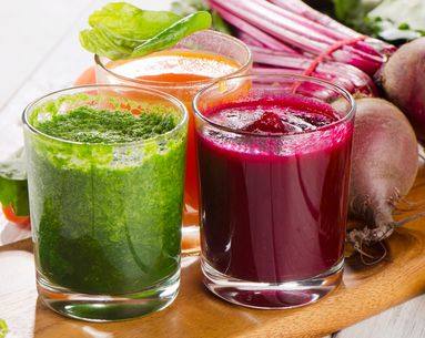 4 Spa-Inspired Detoxifying Smoothies