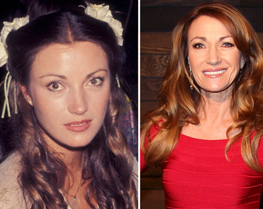 Is Jane Seymour the Sexiest at 61?