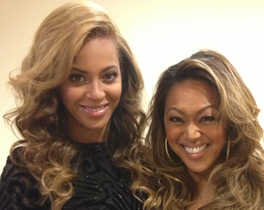 Try Beyoncé's Inaugural Makeup by Mally