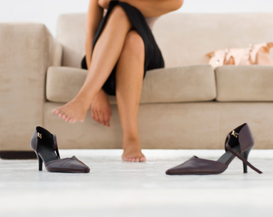 Banish Foot Odor for Good