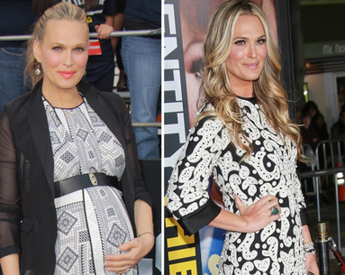Get Your Pre-Pregnancy Body Back Like Molly Sims
