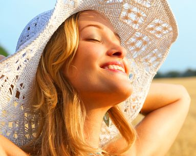 Is the Sun Good for Your Teeth?