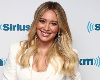 Hilary Duff's Amazon Secret to Perfect Beach Waves