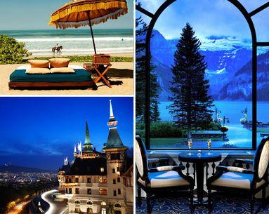 Top 10 Romantic Getaways for Honeymooners