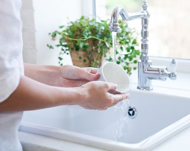 What's Really Drying Out Your Hands?