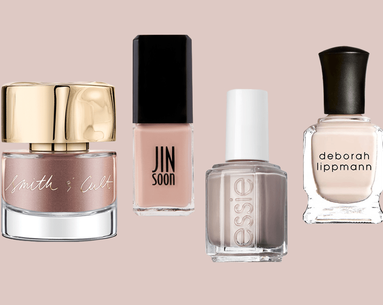 These Are the 6 Best-Selling Nail Polish Shades Out Right Now