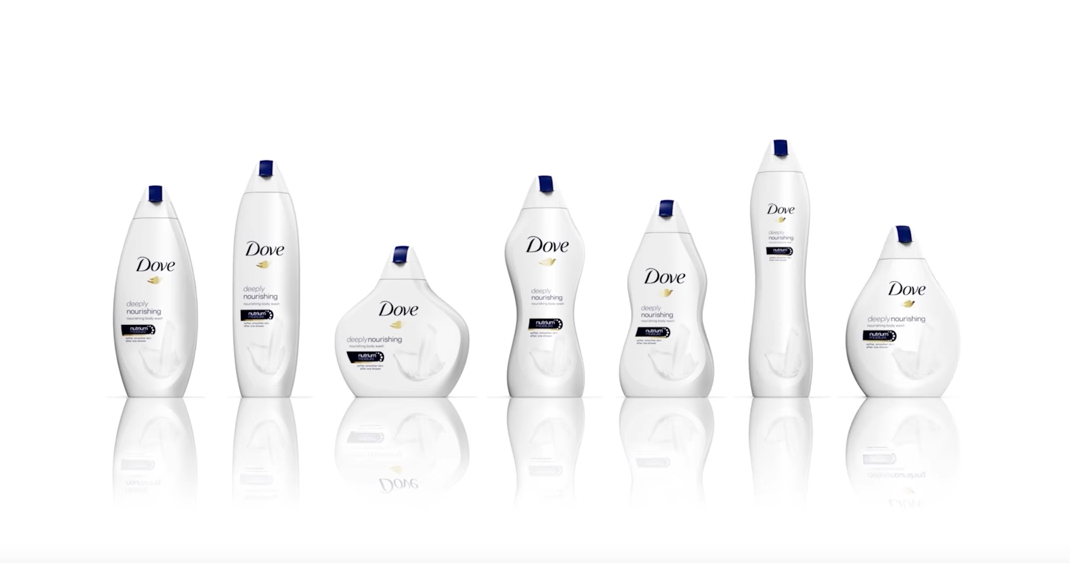 Despite Social Media Backlash, Dove's New Packaging Didn't Turn Off That Many Women After All