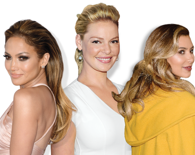 The Best in Celebrity Hair