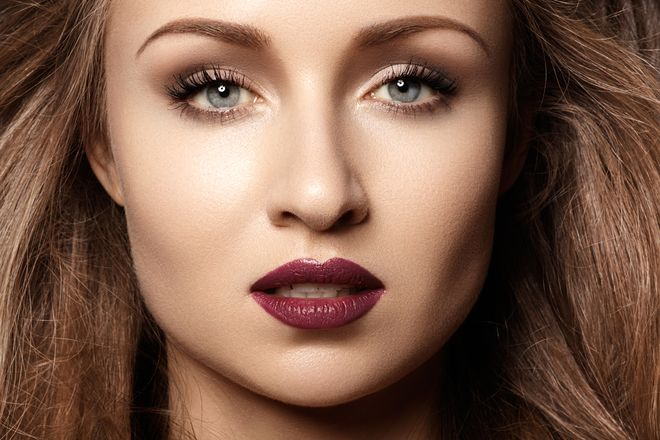 Dark Lipstick Lip Color Makeup The Beauty Authority