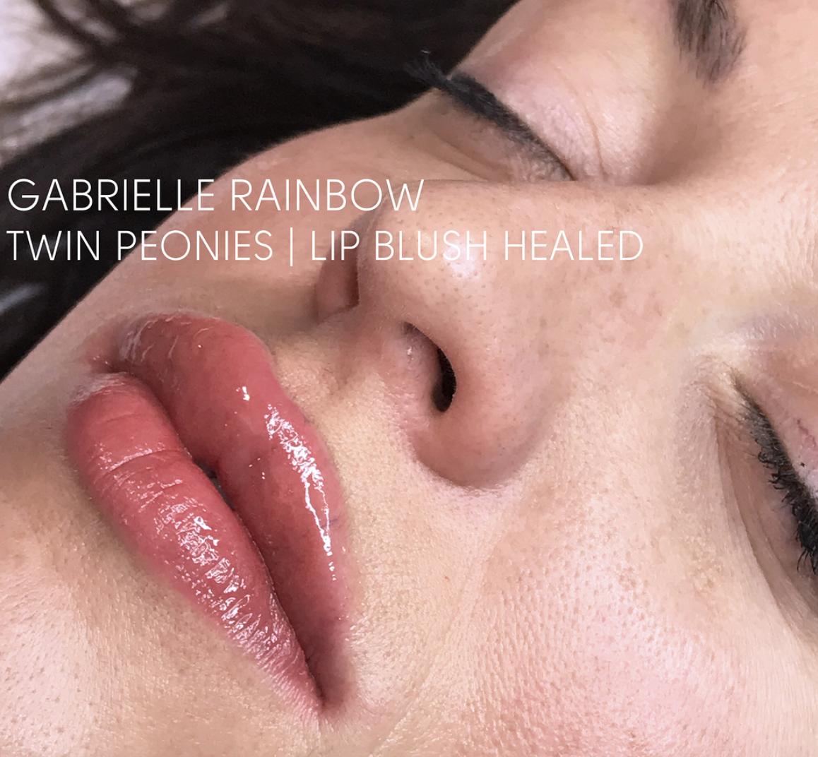 Lip Blushing - NewBeauty