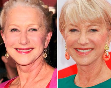 Helen Mirren's Secret to Aging Gracefully