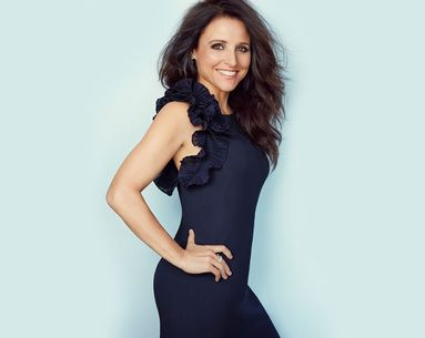 Julia Louis-Dreyfus: The New Anti-Aging Muse