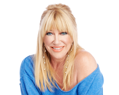 Suzanne Somers on Happy Hour, Hormones and Her Very Fine-Tuned Nightly Bath Ritual