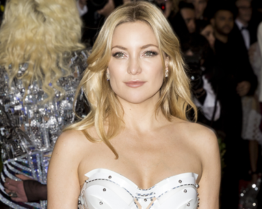 What ARE Those Things Under Kate Hudson's Eyes?