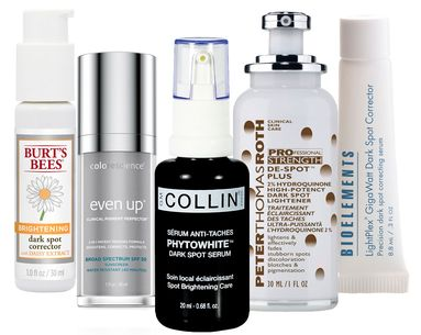 The 7 Best Dark Spot Fighters