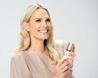 Supermodel Molly Sims Breaks Down Her Entire Beauty Routine and It Involves Her Own Blood