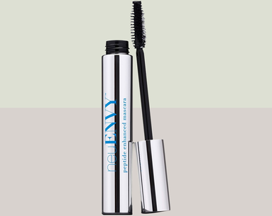 A Peptide-Enriched Mascara That Helps Your Lash Extensions Last Longer