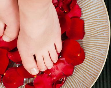 How to Get a Spa-Worthy Pedicure At Home