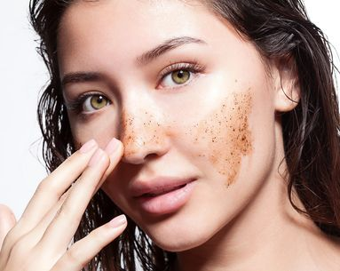 What Over-Exfoliating Looks Like