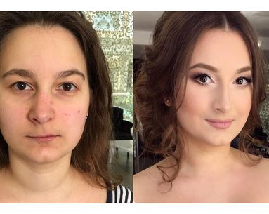 These Makeup Transformations Are Jaw-Dropping