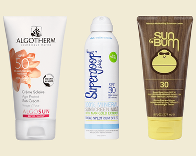 The Best-Selling Sunscreens Stocked at The World's Most Luxurious Resorts
