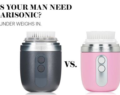Ladies, Turns Out Your Man Could Use a Clarisonic