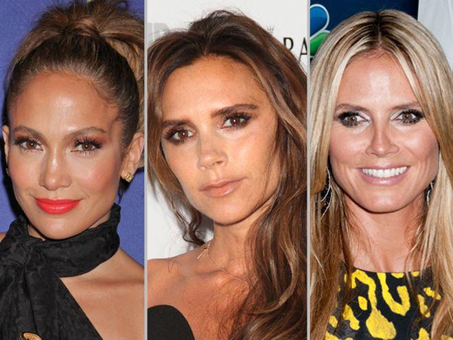 Celebrity Eyebrow Makeup Fron Anastasia Beverly Hills Sparse