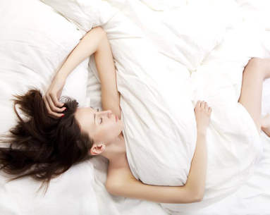 Surprisingly, This Position Gives You Your Best Night's Sleep