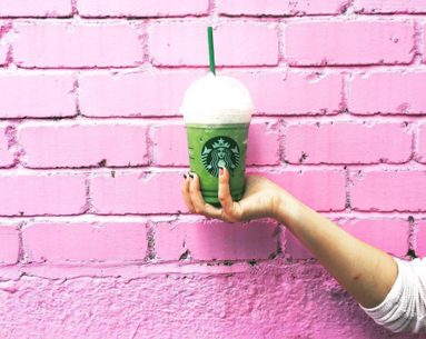 This Starbucks Green Tea Drink Has More Calories Than a Big Mac