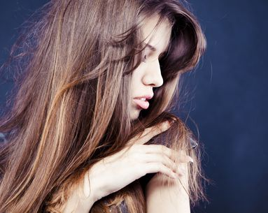 The Scary Truth Behind What Straightening Irons Really Do