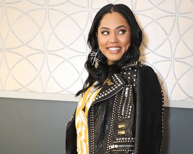 Ayesha Curry Swears This Nude Lipstick Flatters Everyone