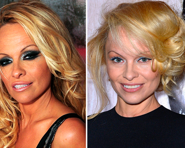 Pam Anderson Looks Quite Pretty These Days