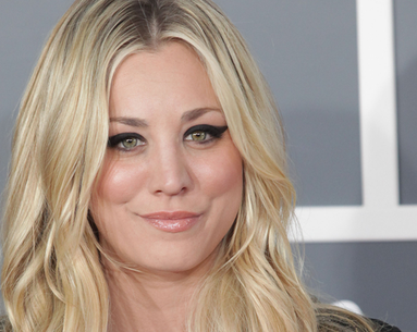This Under-the-Radar Product Gave Kaley Cuoco an 'Instant Eye Lift' Before the Golden Globes