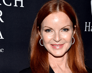 Desperate Housewife Marcia Cross Says This Common Drugstore Item Is to Blame for Her Friend's Ovarian Cancer