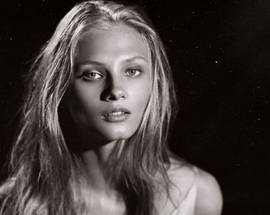 Day In The Life of Anna Selezneva, Supermodel and Face of Ralph Lauren Midnight Romance