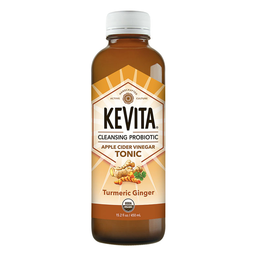 Trending in beauty turmeric drinks are taking over health kevita turmeric ginger 52 for a 12 pack malvernweather Choice Image