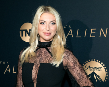 Stassi Schroeder Just Got Real About Her Skin Condition