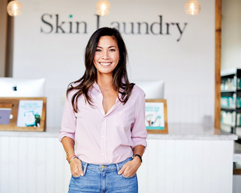 All the Skin-Care Products Skin Laundry Founder Yen Reis Uses in a Day