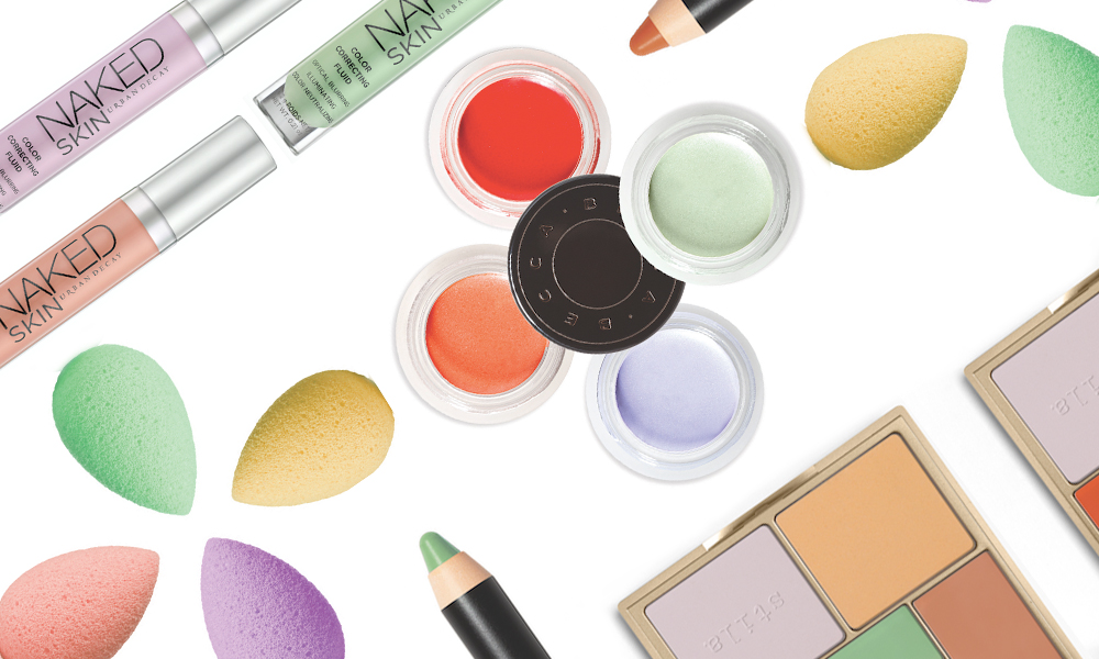 Your Ultimate Guide To Using Color Correcting Makeup Foundation