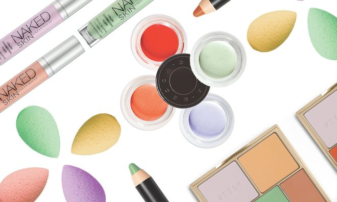 Your Ultimate Guide To Using Color Correcting Makeup Newbeauty