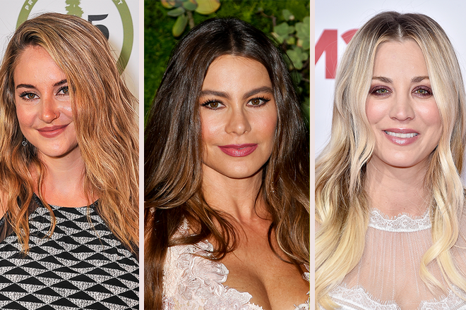 Best Celebrity Hair Transformations - Hair Color - Hair The Beauty ...