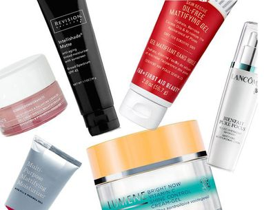 The 6 Best Moisturizers for Shine-Free Skin